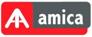 Logotipo de Amica