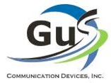 Logotipo deGus Communication Devices