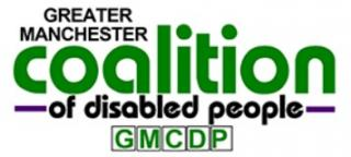 Greater Manchester Coalition of Disabled People logo image