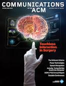 """Communications of the ACM"" cover image"