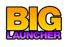 BIG Launcher Software logo