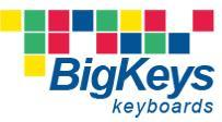 Logotipo de BigKeys Keyboards