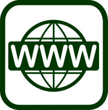 Icono de World Wide Web