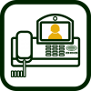 Videophone icon
