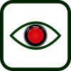 Artificial vision icon